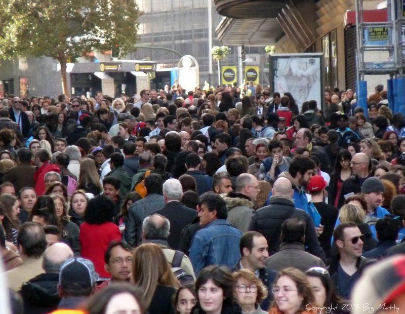 Madrid Paseo