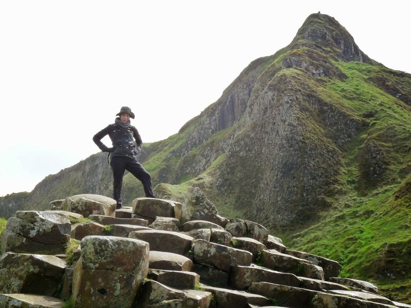 Conquering the Giant's Causeway