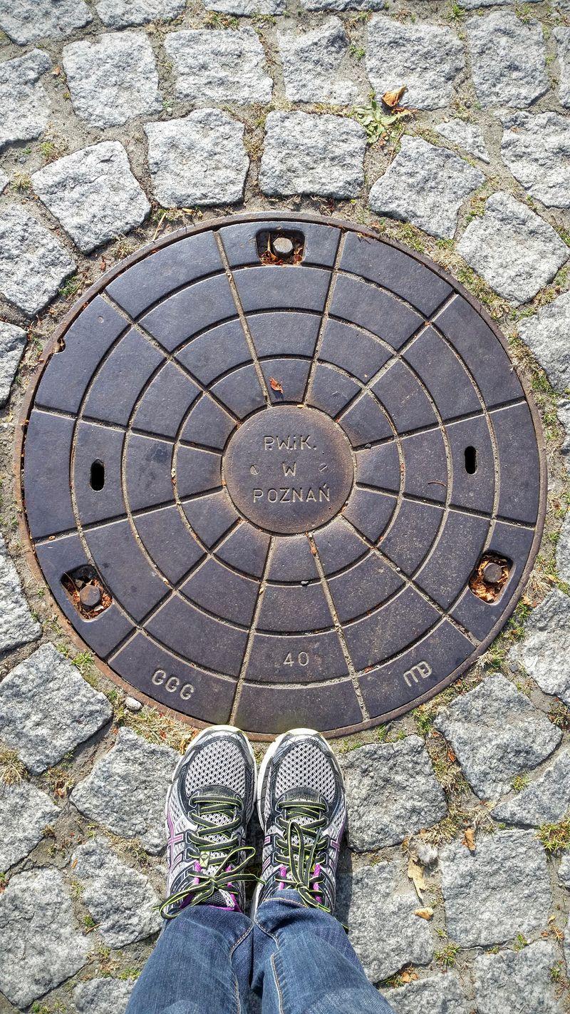 Poznan Manhole