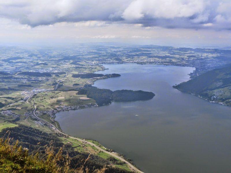 Rigi Top View