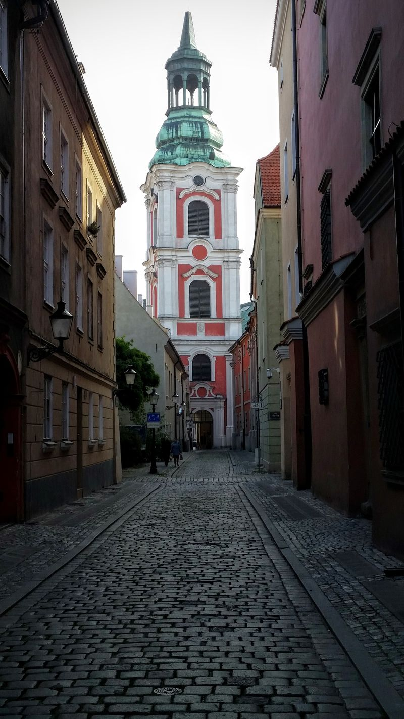Poznan Church